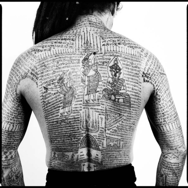 татуировки Таиланд (3)