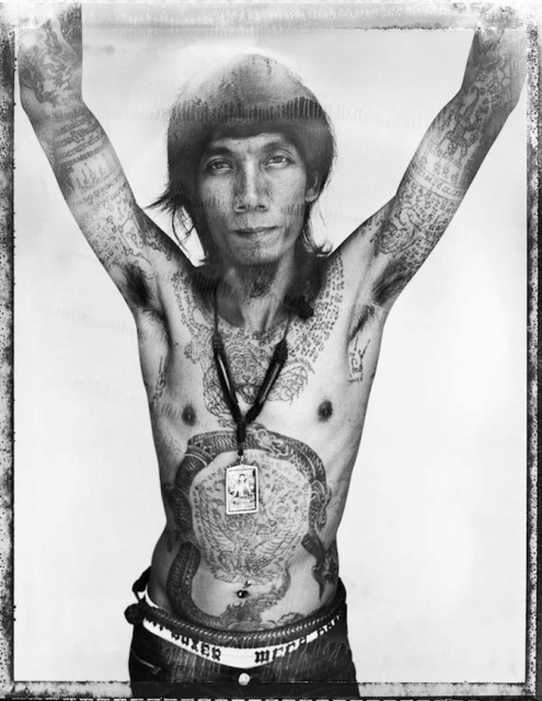 татуировки Таиланд (4)