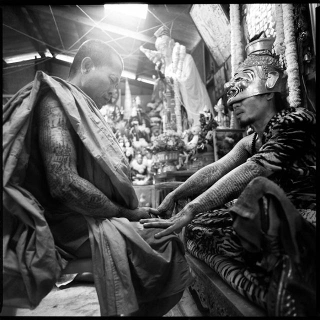 татуировки Таиланд (6)