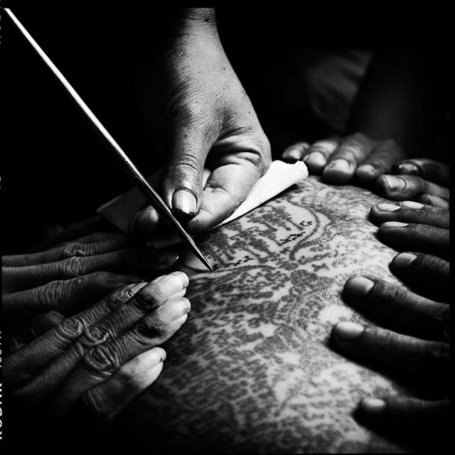 татуировки Таиланд (9)