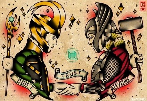 олдскул татуировки (5)