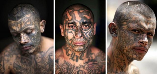 тюремные татуировки (15)