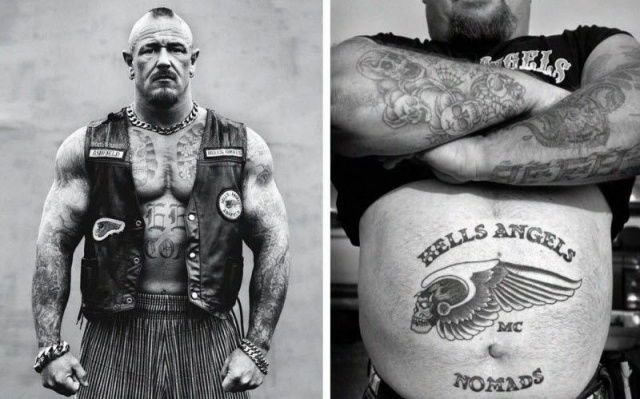 тюремные татуировки (19)