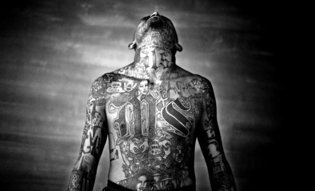 тюремные татуировки (9)