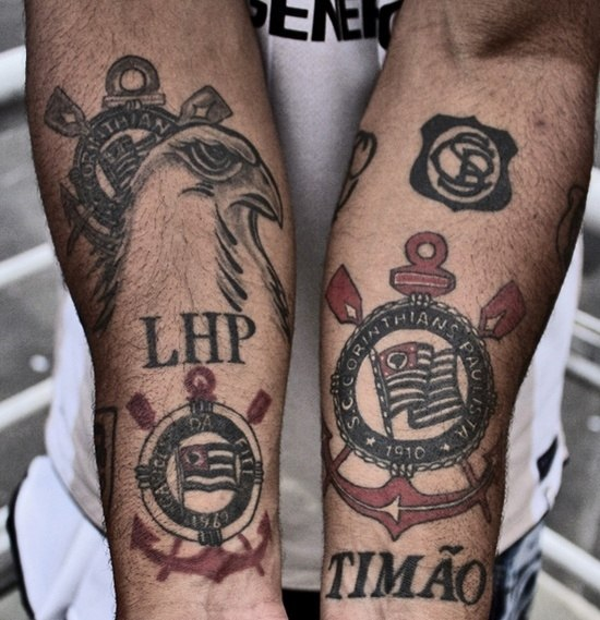 рукава татуировки (2)