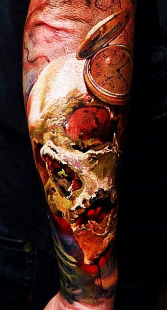 черепа татуировки (6)
