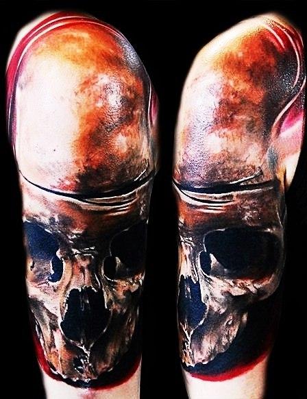 черепа татуировки (4)