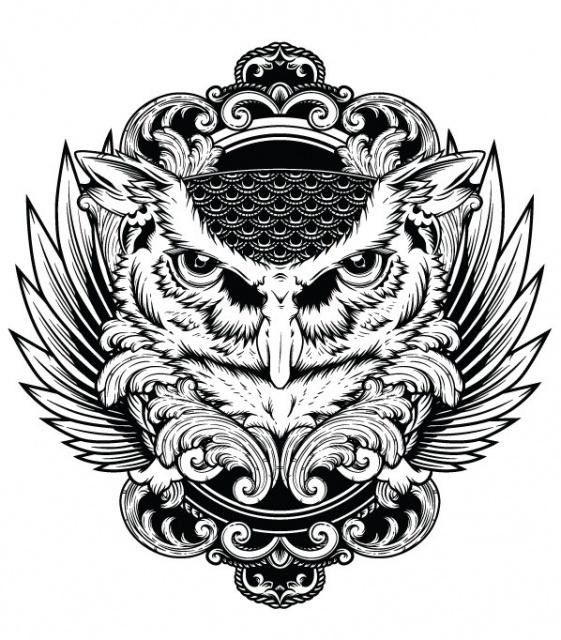 эскиз черно белый (6)