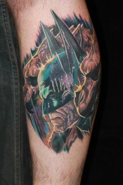 Татуировки Бэтмен