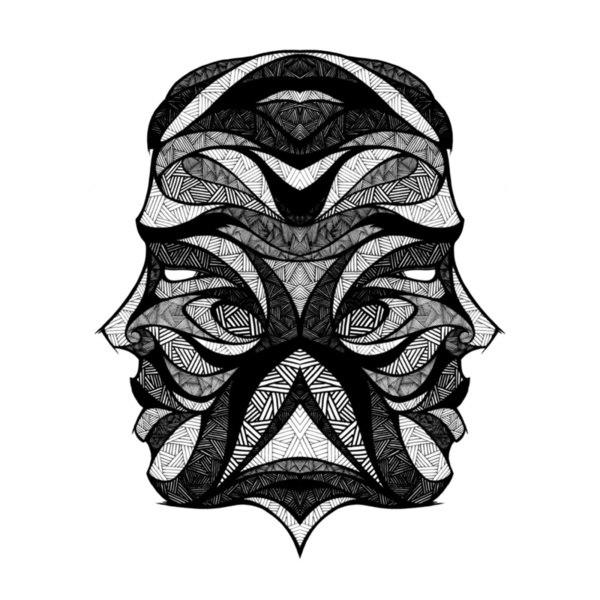 Черное-белые эскизы (5)
