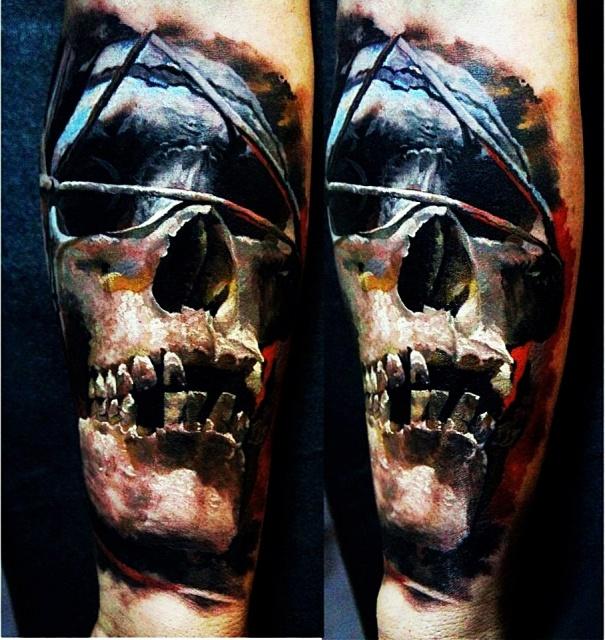 черепа татуировки (1)
