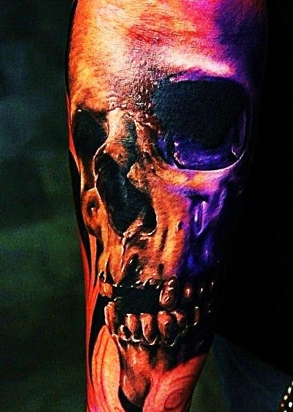 черепа татуировки (5)
