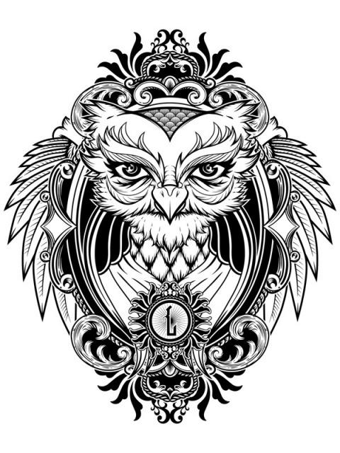 эскиз черно белый (10)