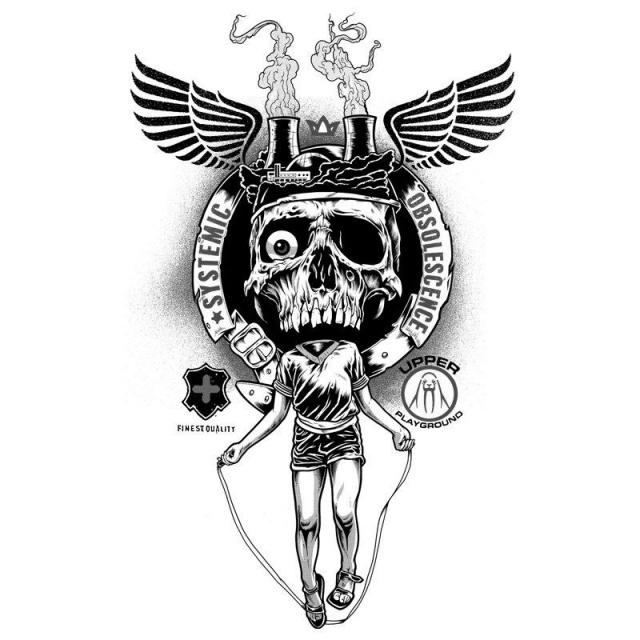 череп татуировки эскизы (4)