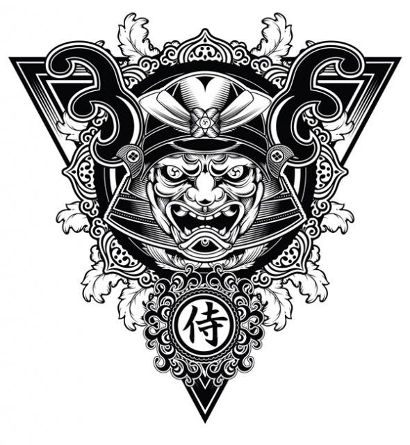 эскиз черно белый (3)