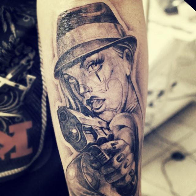 чикано татуировки (1)