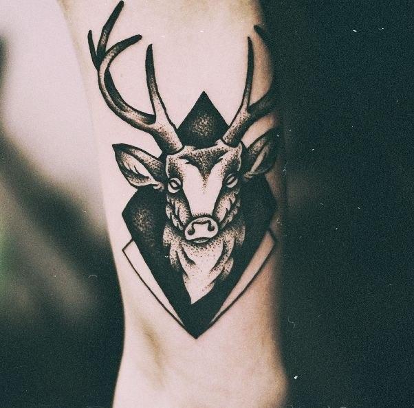 дотворк татуировки (6)