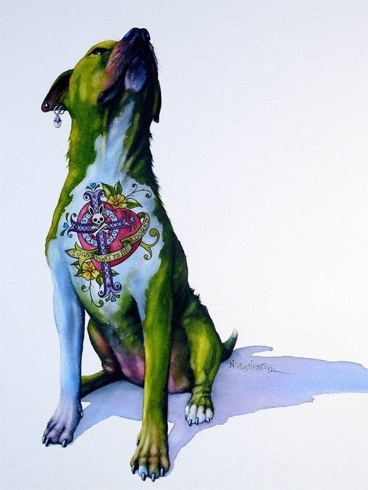 татуированные псы (3)