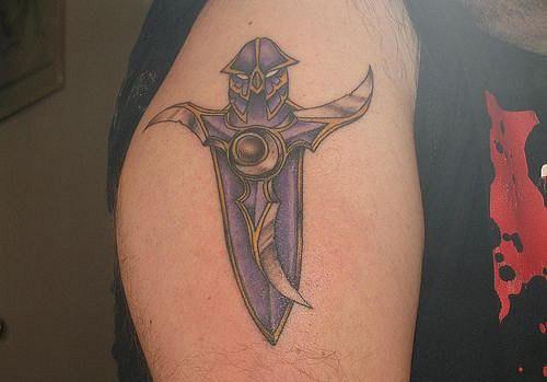 Татуировки из игр Dota и Dota 2 (19)