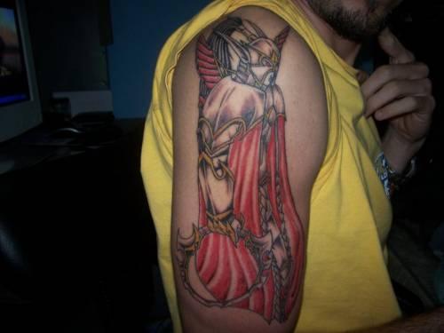Татуировки из игр Dota и Dota 2 (14)