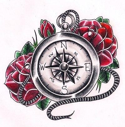эскизы компаса (5)