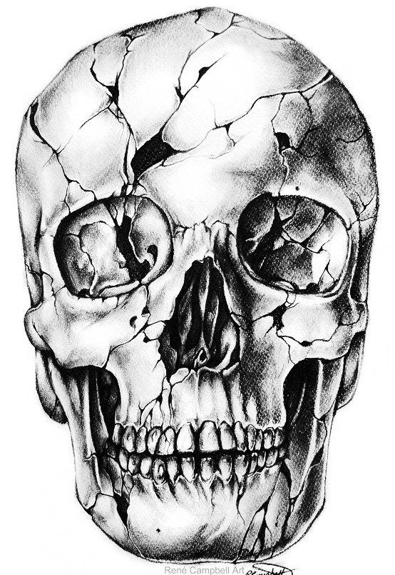 значение татуировок череп (6)