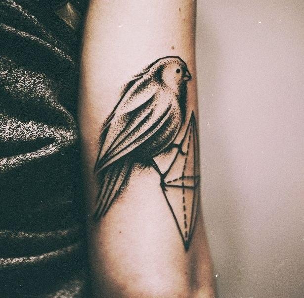 дотворк татуировки (5)