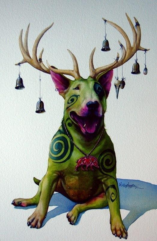 татуированные псы (2)