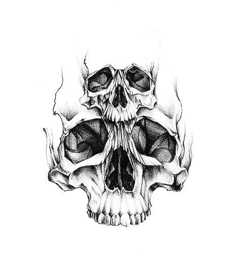 значение татуировок череп (4)