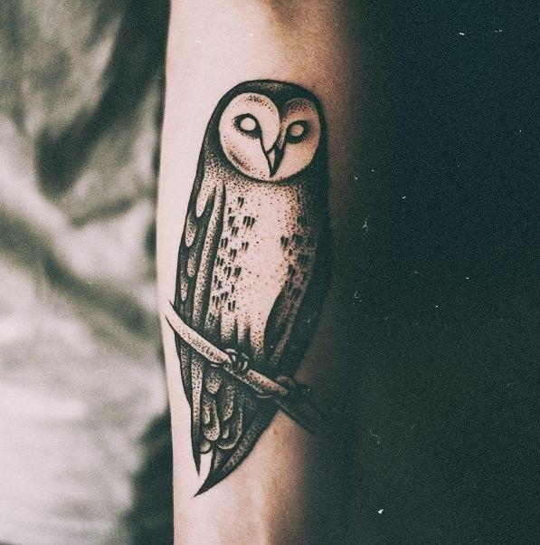дотворк татуировки (2)