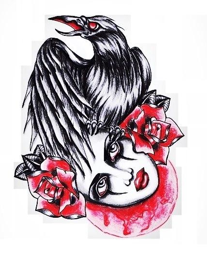 фото эскизов татуировок (3)