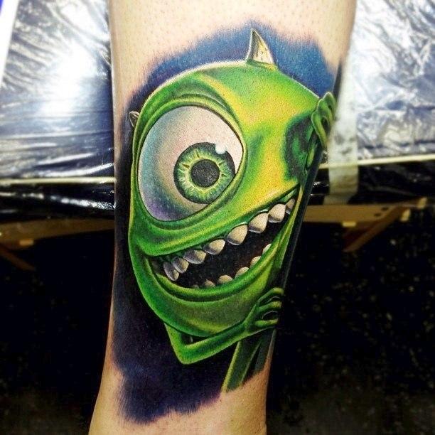 фото татуировки мультфильмов (1)