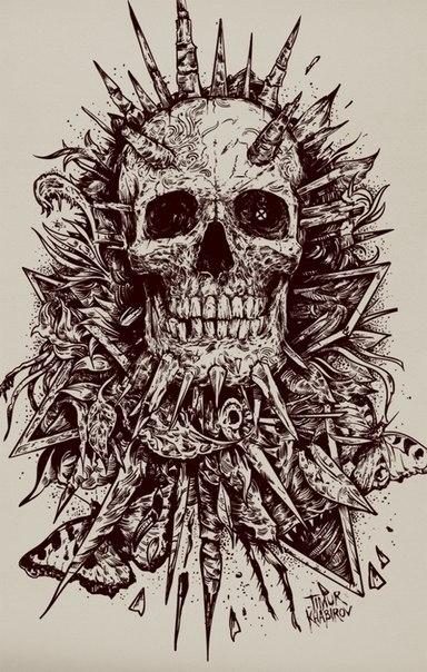 новые эскизы татуировок: