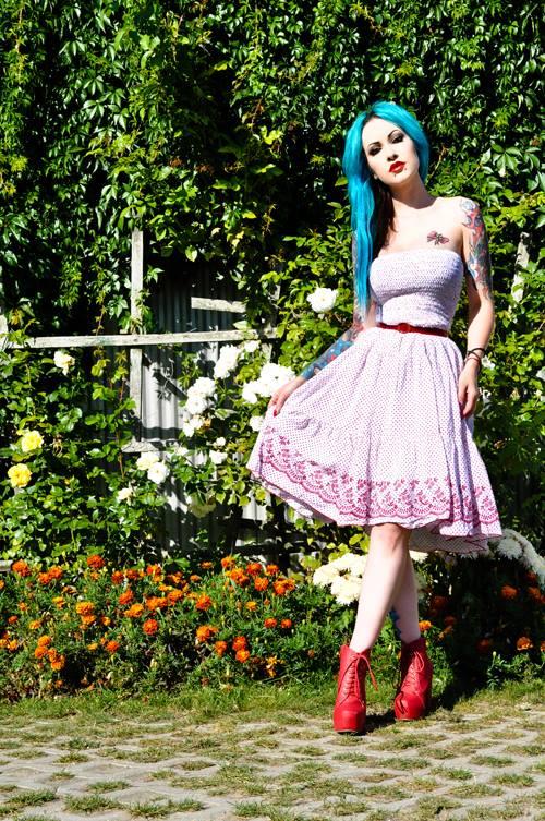 фото цветные женские татуировки (6)