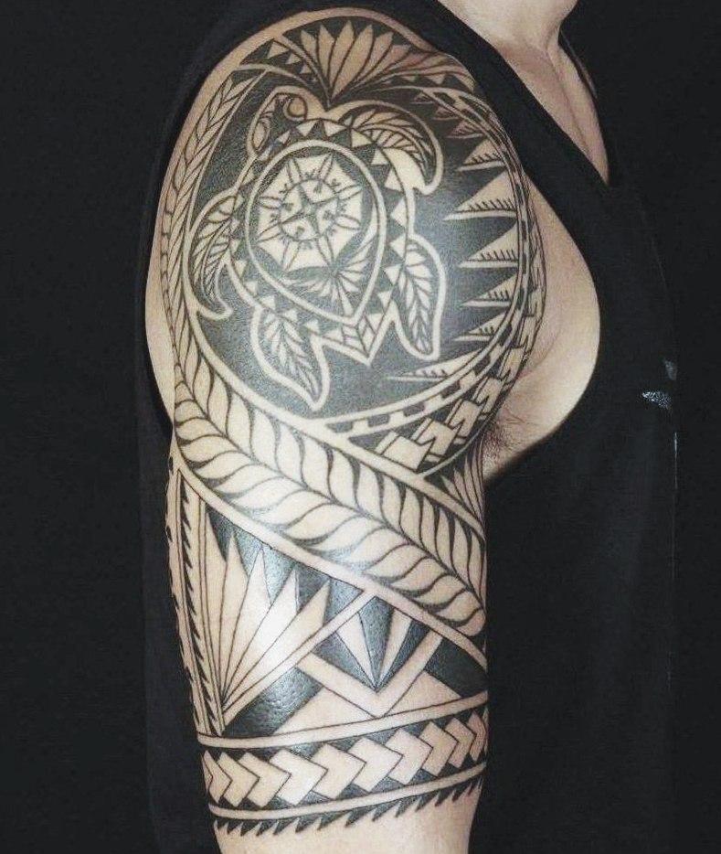 фото татуировки этника (4)
