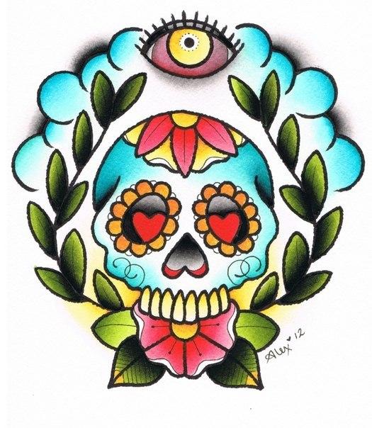 фото традиционные татуировки (6)