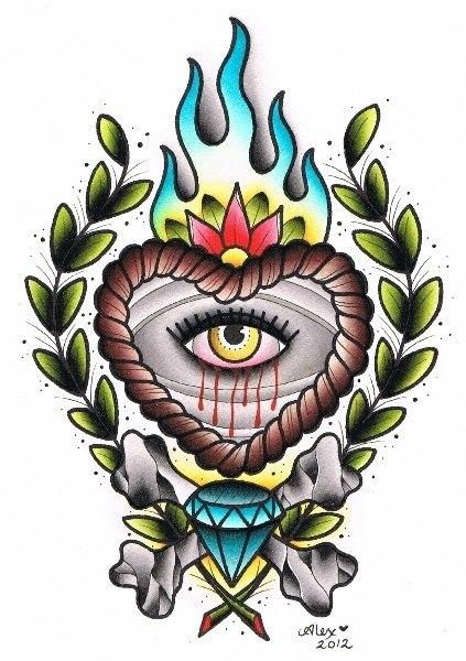 фото традиционные татуировки (3)