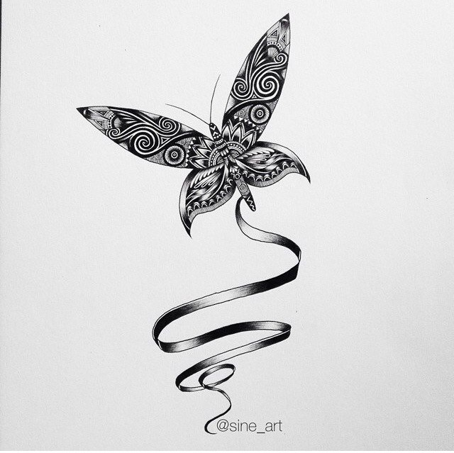 черно быле эскизы татуировки фото животные (5)