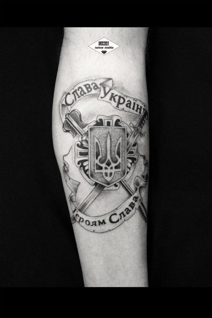 украинские тату фото (12)