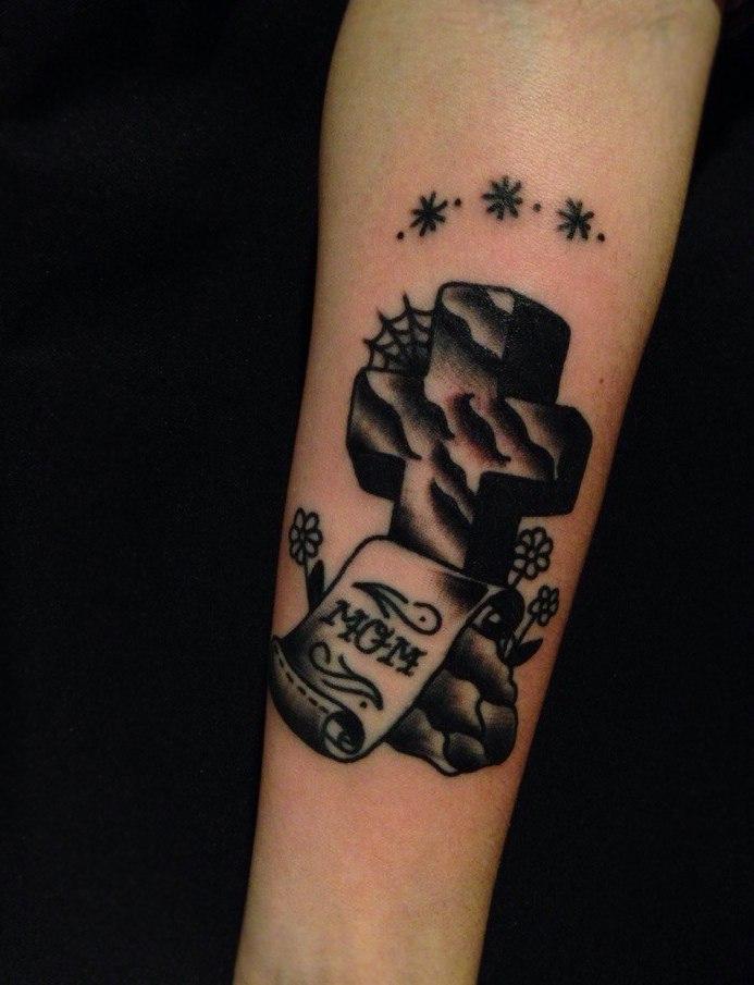традиционные татуировки (2)