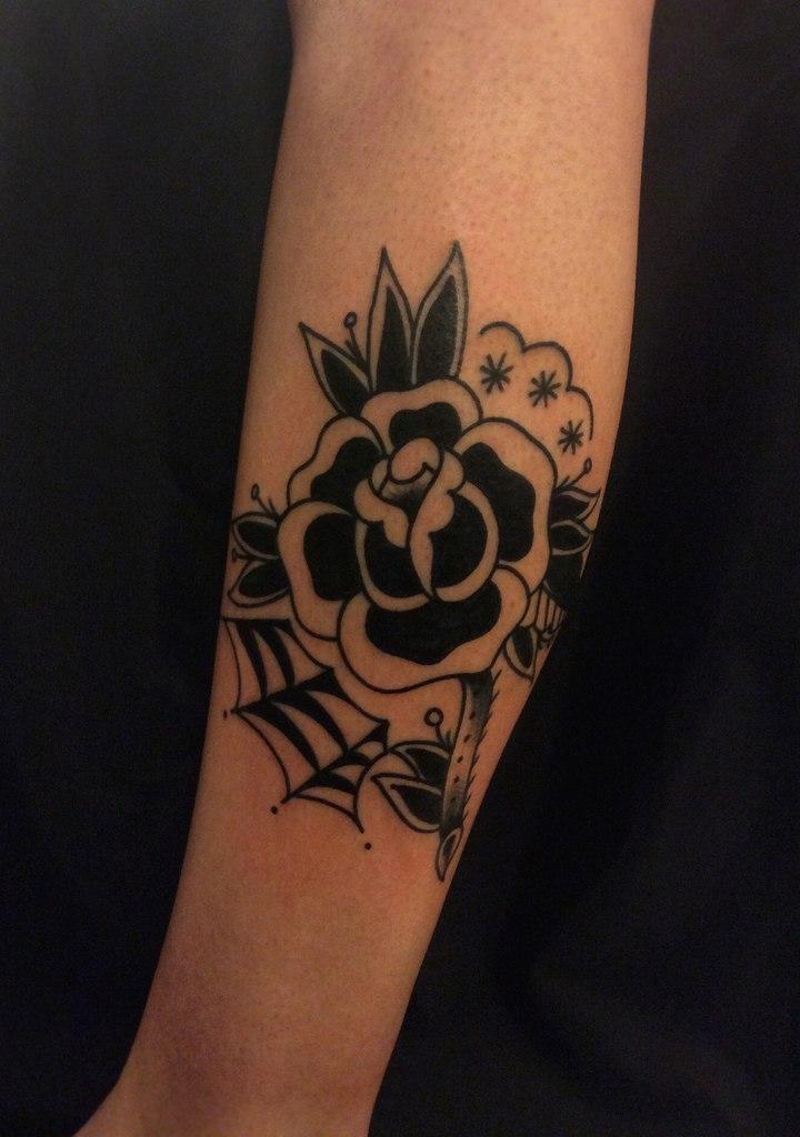 традиционные татуировки (5)