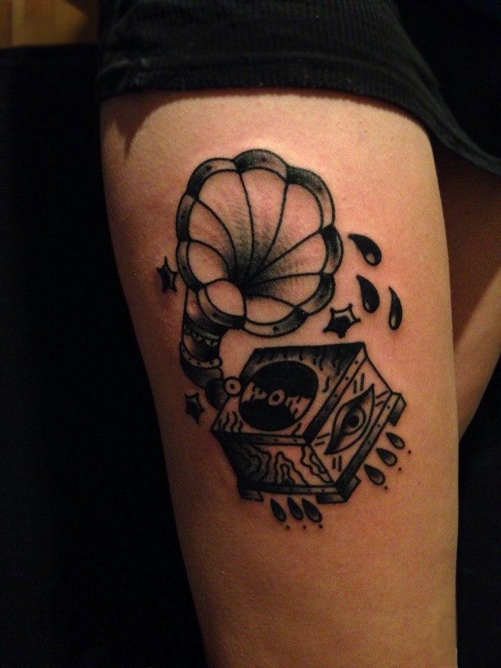 традиционные татуировки (1)