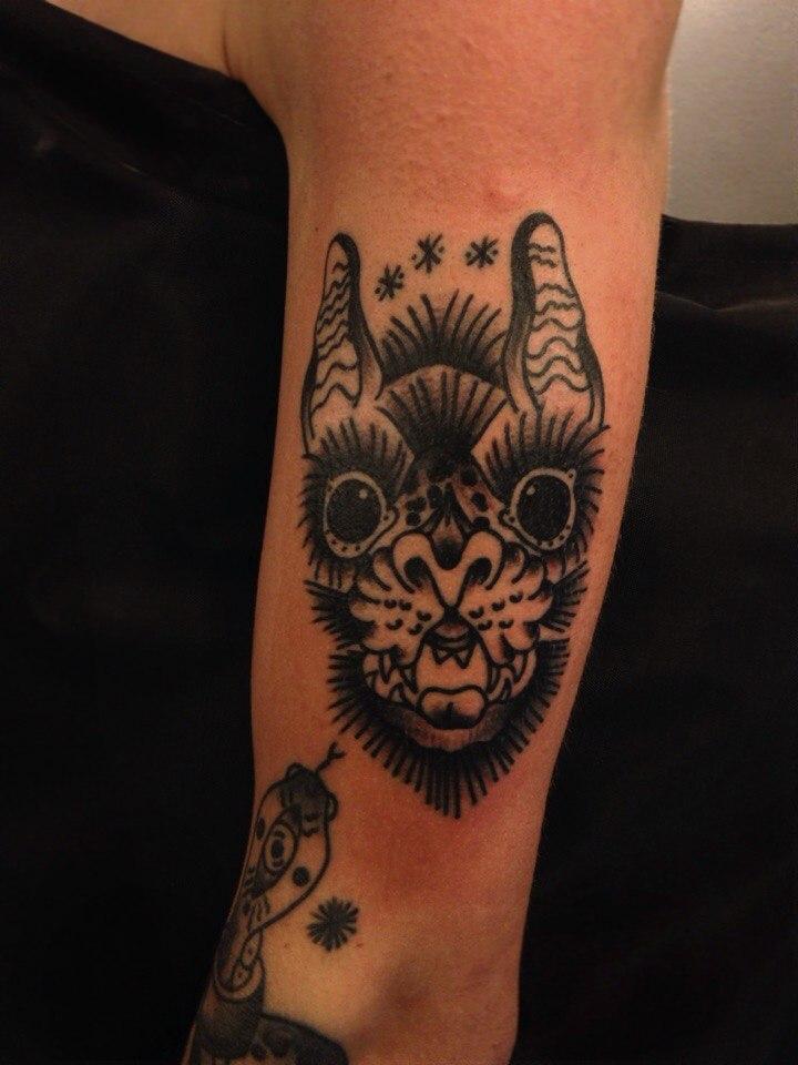 традиционные татуировки (6)