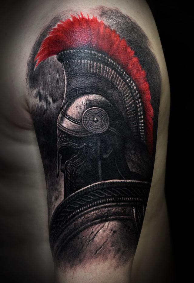 Татуировка римского легионера