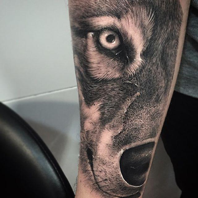Татуировки животных (4)