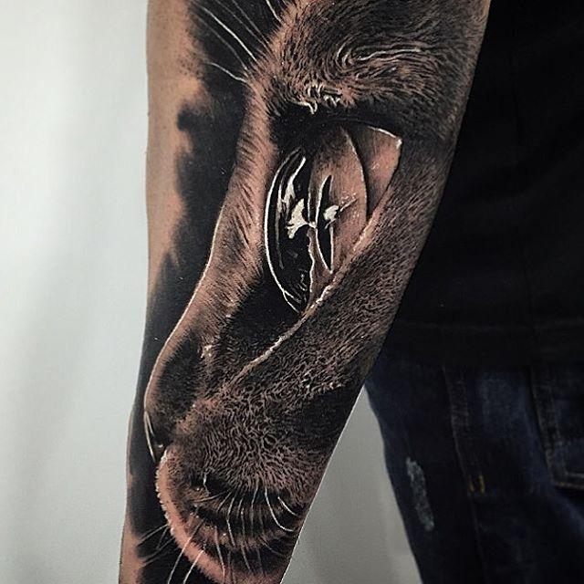 Татуировки животных (3)