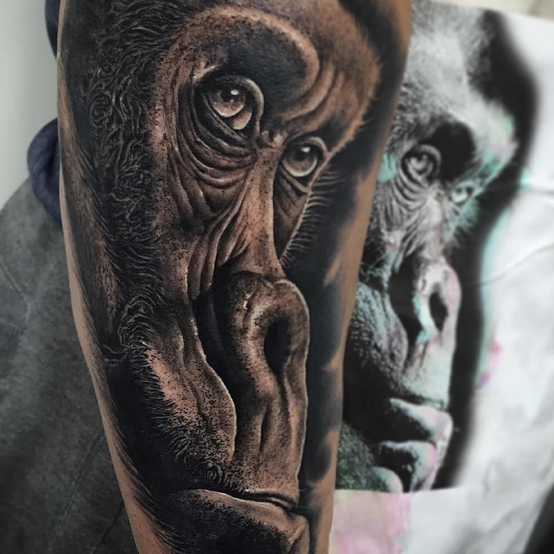 Татуировки животных (2)