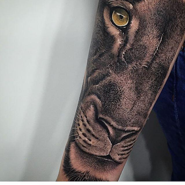Татуировки животных (1)